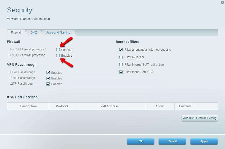 Vonage Business Cloud | Answer | Linksys EA6350 Set Up